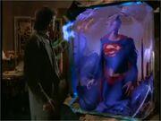 Tempus banishing Superman