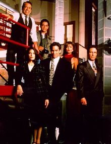 Lois and Clark Season 1 Cast