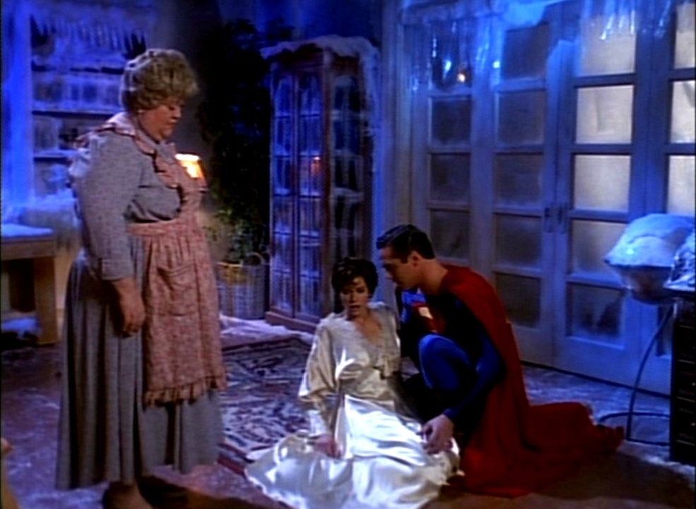 Ghosts Lois And Clark The New Adventures Of Superman