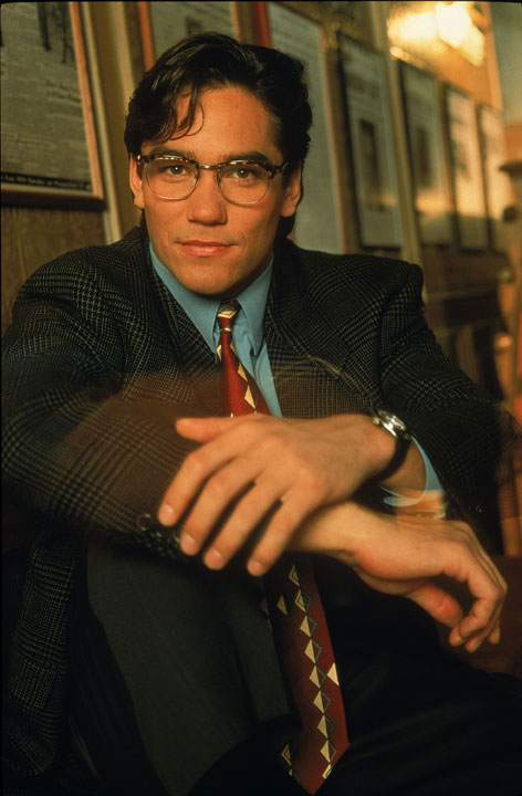 Clark Kent Lois And Clark The New Adventures Of
