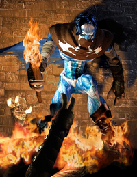 SR1 Promotional Raziel Torch