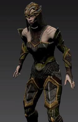 Siren's Armor