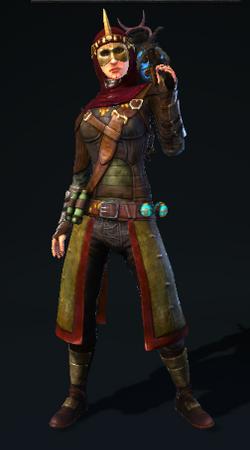 Alchimista del Deserto