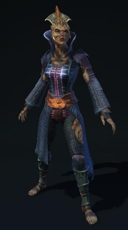 Evocatrice di Ghouls