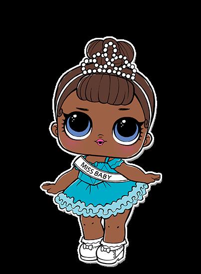Miss Baby Lol Surprise Dolls