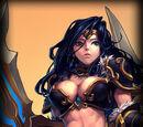 Sivir, Señora de la batalla
