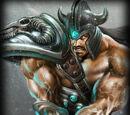 Tryndamere, Rey bárbaro