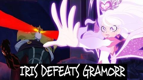 Iris Defeats Gramorr?! LoliRock