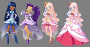 The creation of lolirock - magical7
