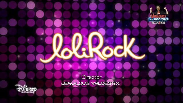LoliRock 1x21 - Dance Craze (ENGLISH)
