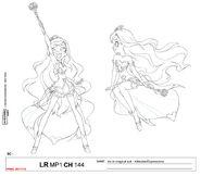 Concept art iris, princess of ephedia 9