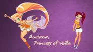 Auriana, Princess of Volta