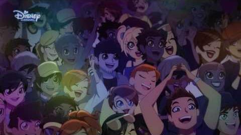Gata de petrecere! Doar la Disney Channel!