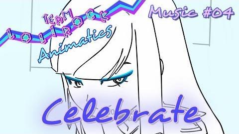 Lolirock Music Video 04 - Celebrate ANIMATIC