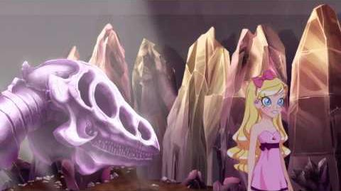 Le T-Rex Cristallisé ! Lolirock
