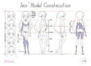 Iri's model construction (1)