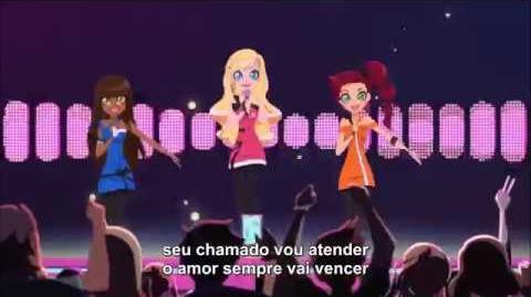 Lolirock - Higher (Brazilian Portuguese)