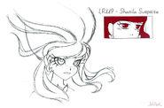 Iris' Shanila Posings Sheets(1)