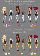 Concert Outfits №3 - we are magic & lolistep