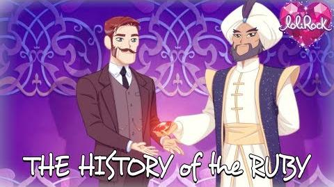 The History of the Ruby LoliRock