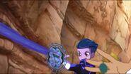 Дейнос атакует принцесс