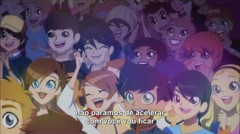Lolirock - We are magic (Brazilian Portuguese)