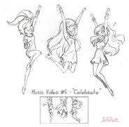 Celebrate - szkice&inne (5)