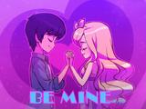 Bądź moja