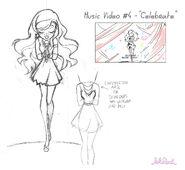 Celebrate - szkice&inne (6)