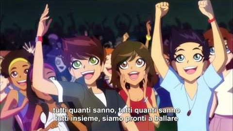 Lolirock - Revolution (Italian)