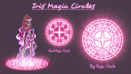 Iris' Magic Circles