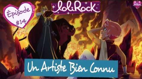 Un Artiste Bien Connu Teaser de l'épisode 14 LoliRock