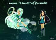 Lyna, Princess of Borealis