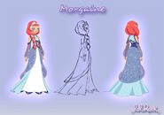 Morgaine Character Sheet