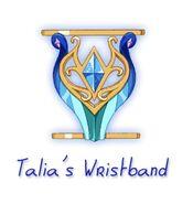 Talia's Wristband