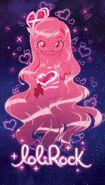 Iris Magic Princess Poster