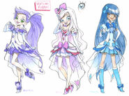 The creation of lolirock - magical5