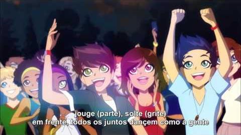Lolirock - Revolution (Brazilian Portuguese)