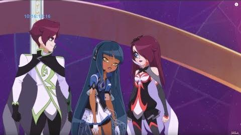 Season 2, Episode 18 - Talia Turns into a Evil Princess! - LoliRock FULL EPISODE
