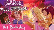 Обложка к The Birthday на YT