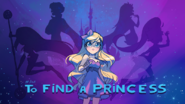 To Find A Princess by Galou