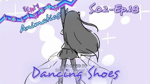 LR218 Dancing Shoes ANIMATIC
