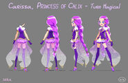 Carissa, Princess of Calix (Posings & Turns) 4