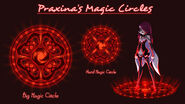 Praxina's magic circle