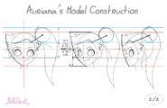 Auriana's Model Construction2