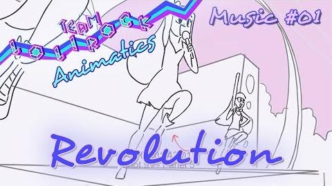 Lolirock Music Video 01 - Revolution ANIMATIC