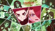 LoliRock Season 2 Villains Poster by Galou