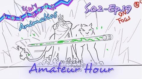 LR219 Amateur Hour ANIMATIC