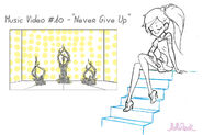 Позы - never give up2