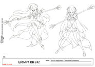 Concept art Talia, princess of Xeris6